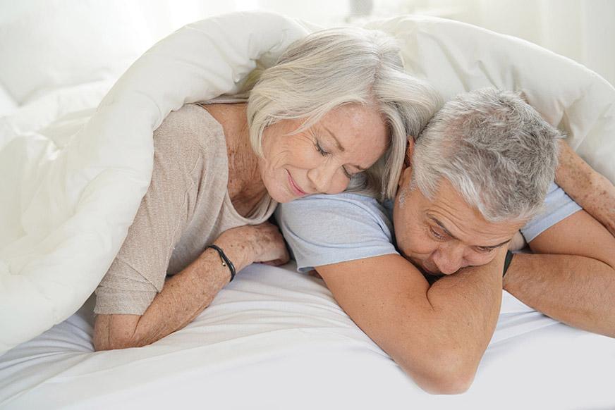 Materac dla osób starszych