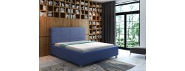 Łóżko tapicerowane Aruna IX