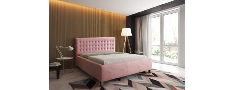 Łóżko tapicerowane Catarina V